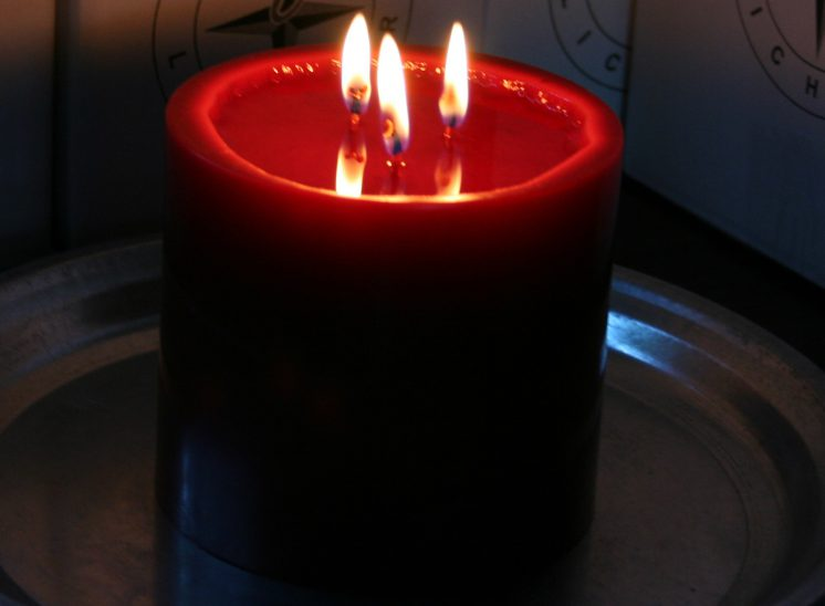Informationen zu Kerzen, Kerzenlexikon, Polarlichter - Kerzen