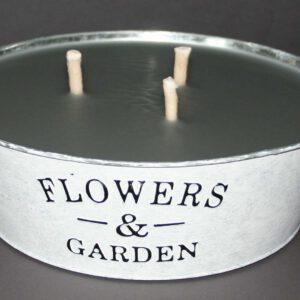 Brennschale,-D-=-28-cm,-H-=-9,5-cm,-Flowers-&-Garden