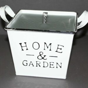 Outdoorkerze,-Home-&-Garden,-quadratisch-17-cm,-H-=-13,5-cm